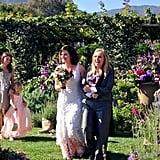 Melissa Etheridge and Linda Wallem: Married
