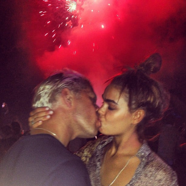 They're Engaged! Congrats to Bambi Northwood-Blyth & Dan Single