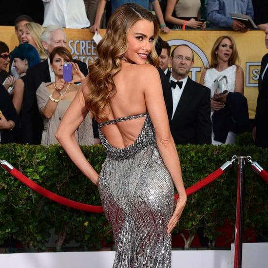 Best SAG Awards Dresses Worn by Latinas