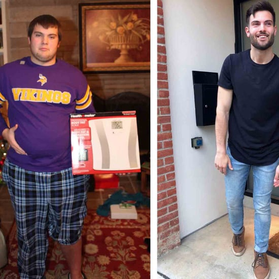 Carter Good Weight Loss Before-and-After