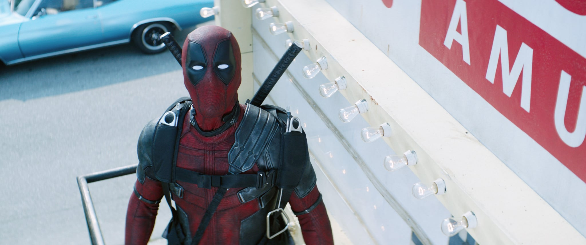 DEADPOOL 2, Ryan Reynolds as Deadpool, 2018. TM & Copyright  20th Century Fox Film Corp. All rights reserved./courtesy Everett Collection