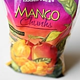 Trader Joe's Frozen Mango Chunks