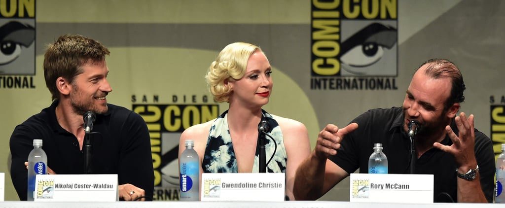 Sophie Turner Game of Thrones Interview at Comic-Con | Video