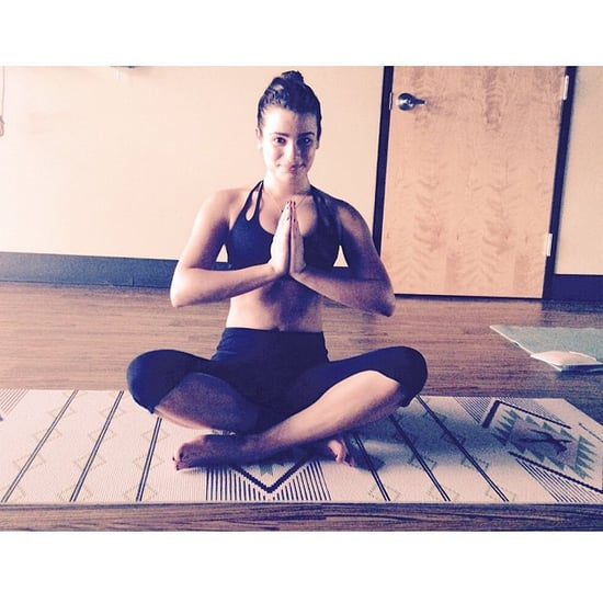 What Is Lea Michele's Favorite Workout?