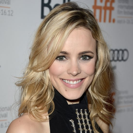Rachel McAdams's Wavy Hair Tutorial