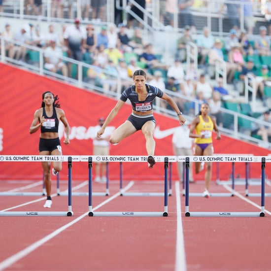 Sydney McLaughlin Olympic Trial World Record in 400m Hurdles