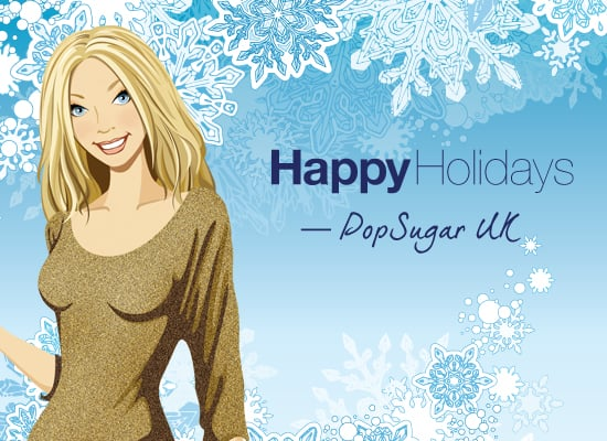 Merry Christmas Message From PopSugarUK