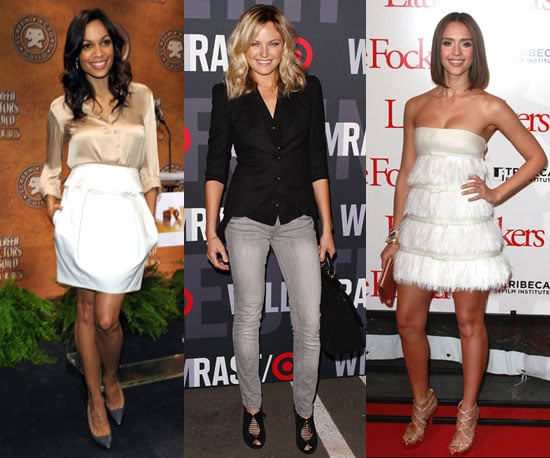 Pictures of Celebrity Style