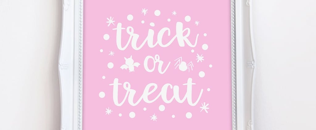 13 Pink Halloween Decorations You'll Love