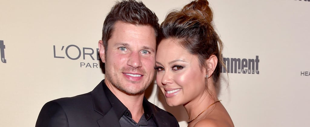 Vanessa Lachey's Son Phoenix Smiles Every Time She Kisses Him in This Sweet Video