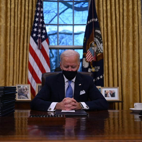 Take a Tour of President Biden's Redesigned Oval Office