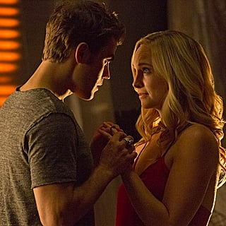 Caroline and Stefan, The Vampire Diaries