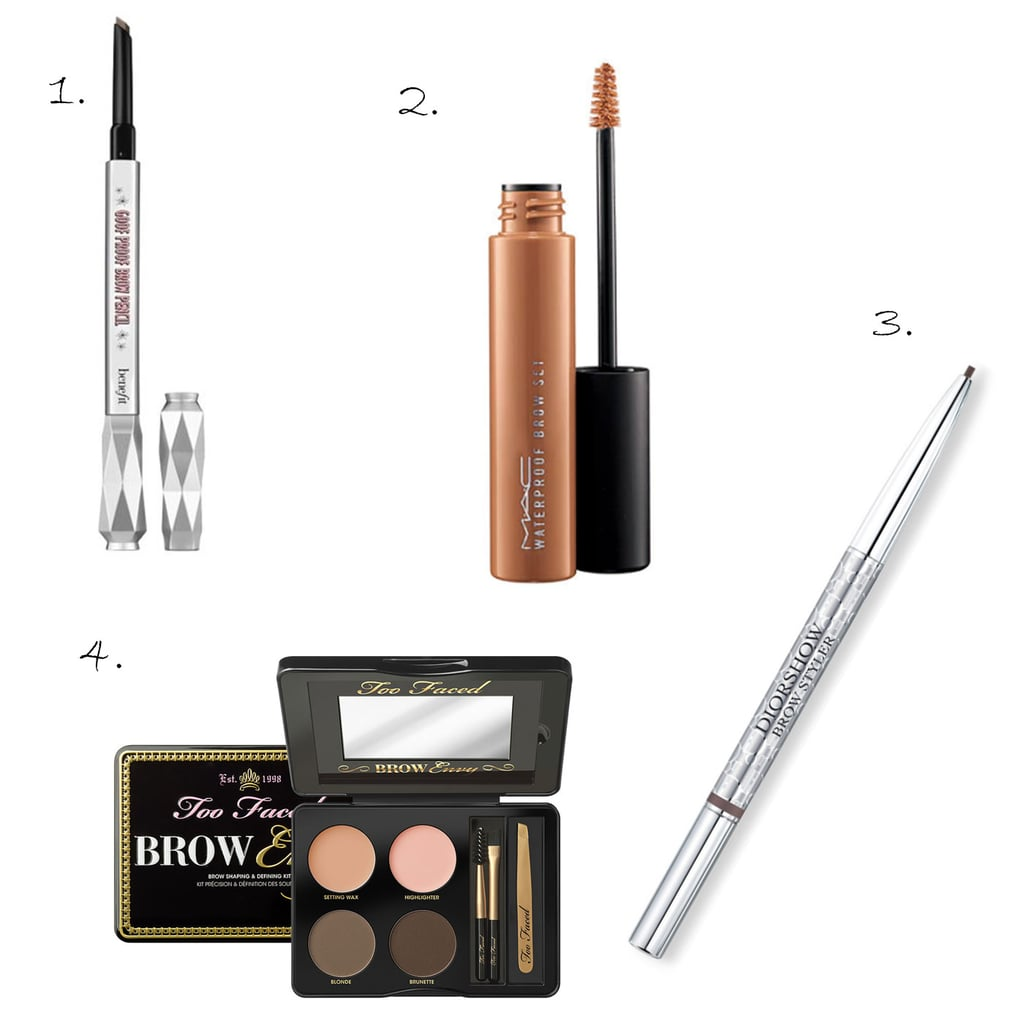 For Sorting Sparse Brows: