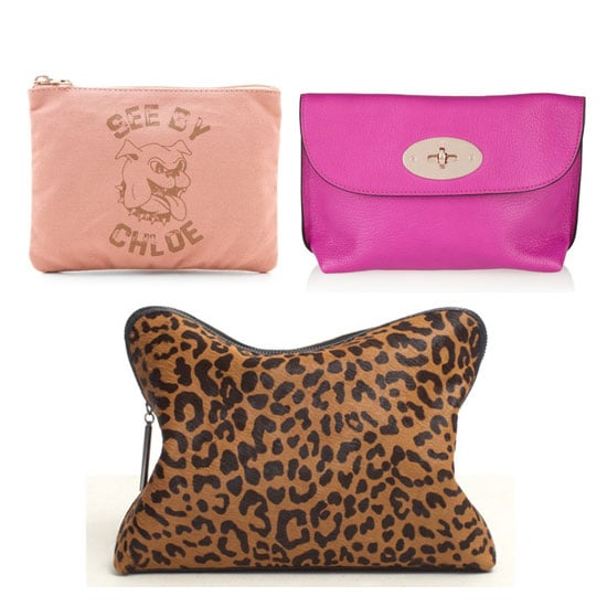 Makeup Bags That Double as Cool Clutches