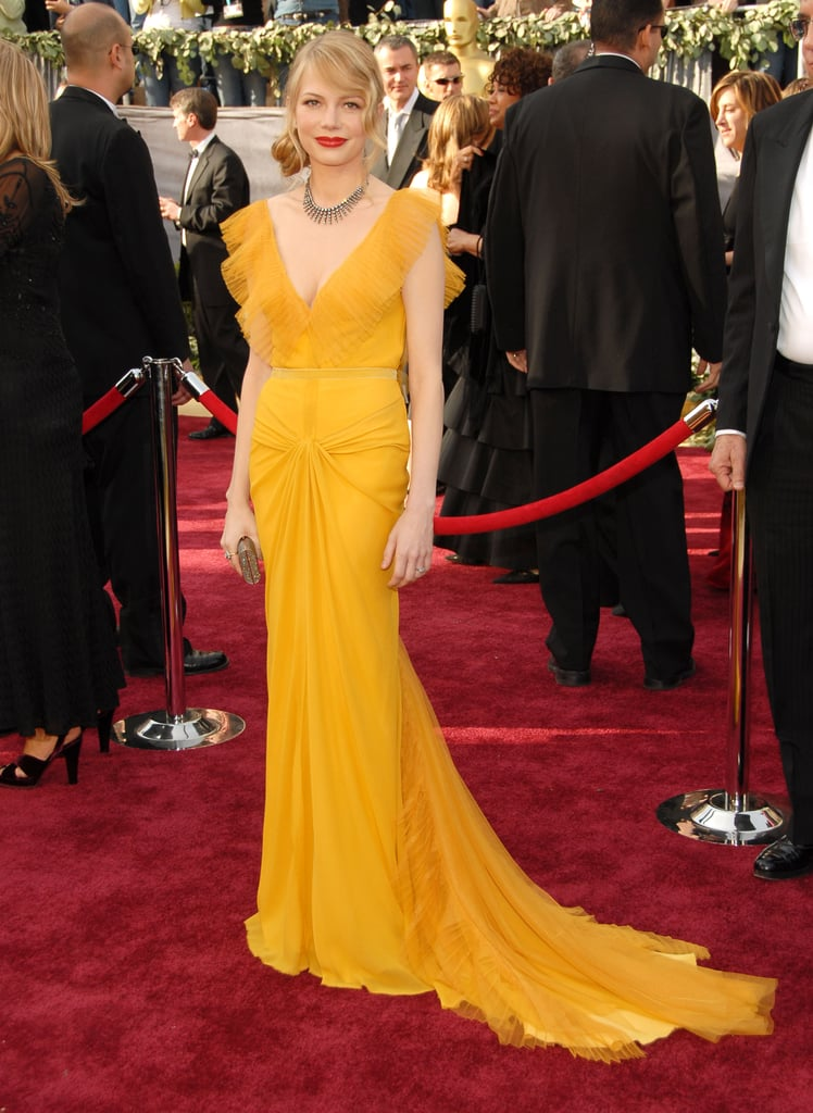 Michelle Williams at the 2006 Academy Awards