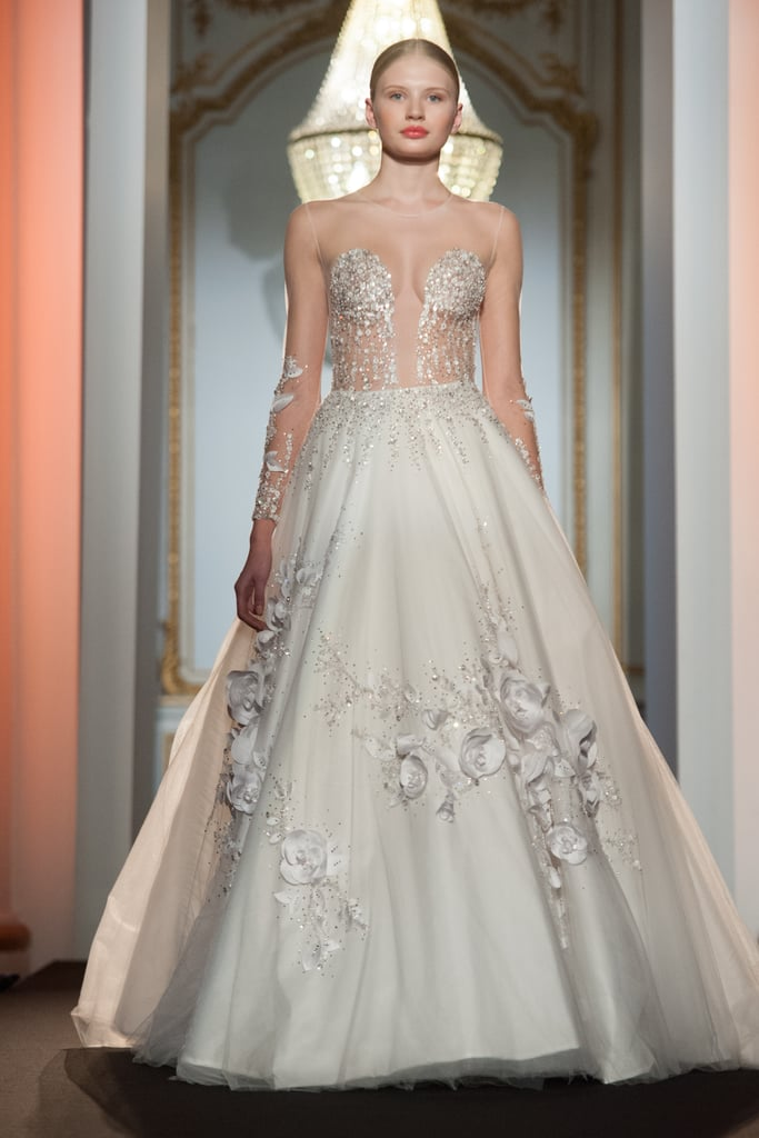Wedding Dresses Paris Haute Couture Fashion Week 2015 | POPSUGAR ...