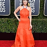 D'Arcy Carden at Golden Globes
