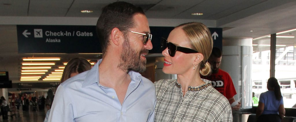 Kate Bosworth and Michael Polish PDA Pictures August 2015