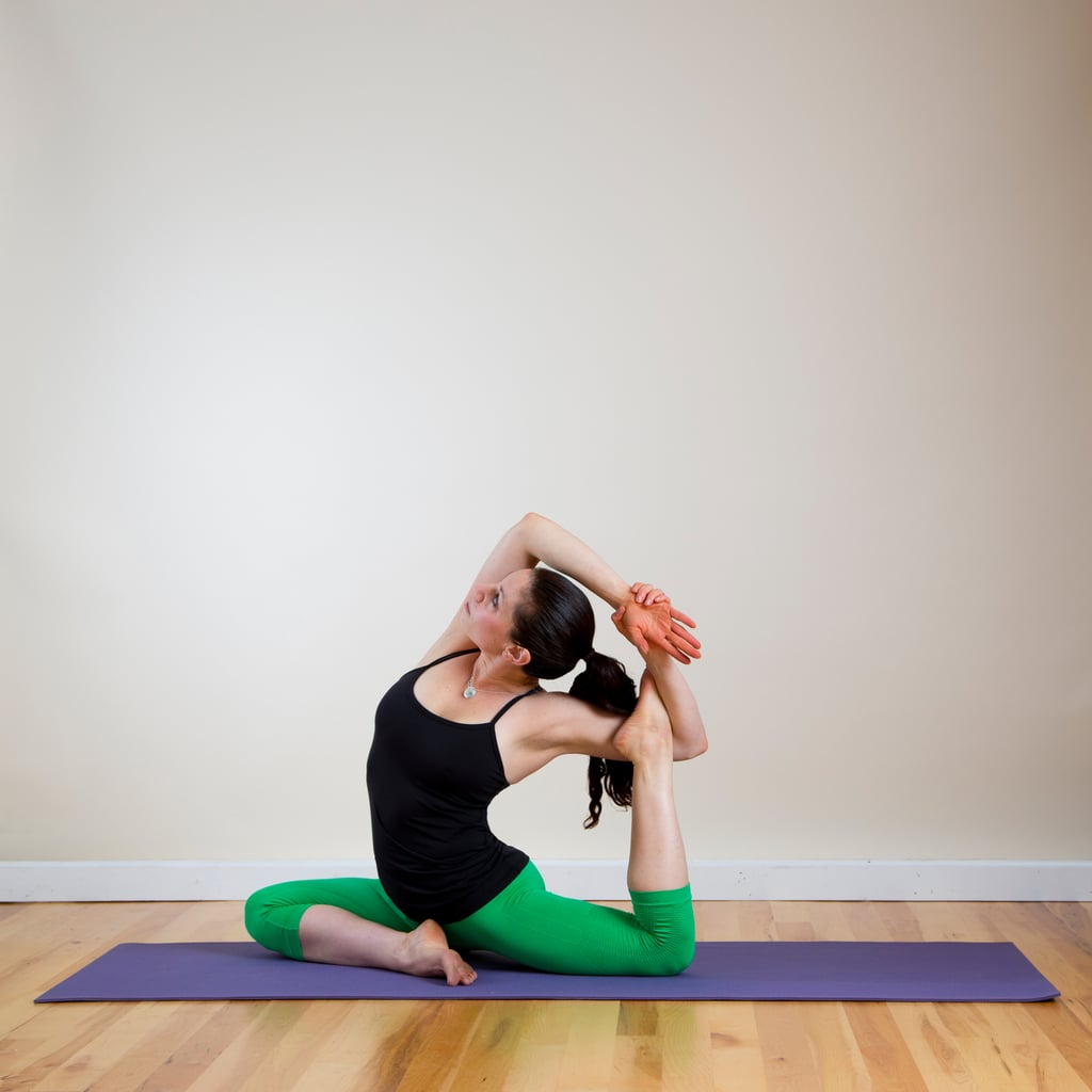 Yoga to Open Hips, Yoga to Relax Hips