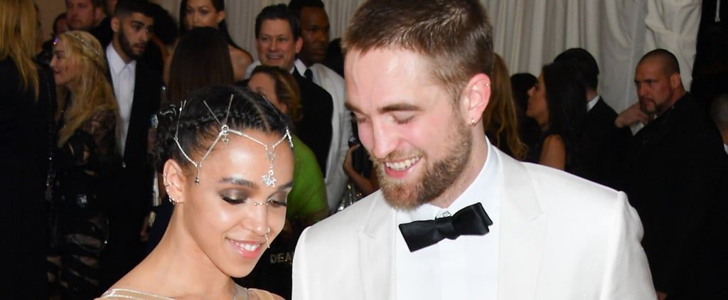 The Few Times Robert Pattinson and FKA Twigs Have Talked About Each Other Will Make You Swoon