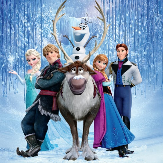 "Frozen Characters Dance to ""Thriller"" and ""Gangnam Style"""