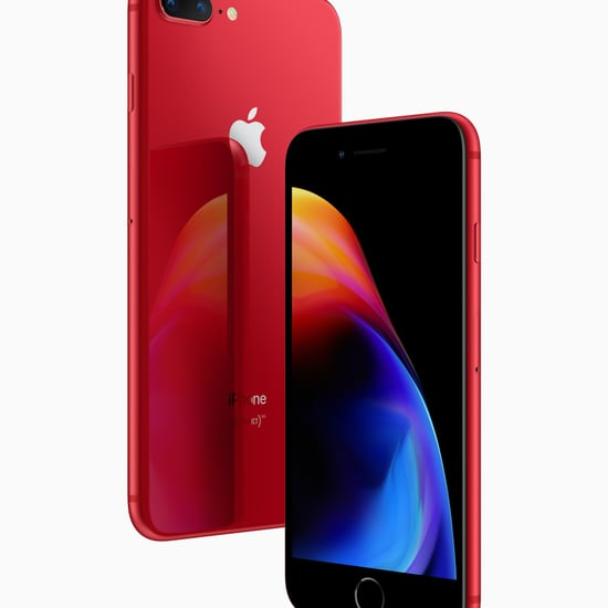 iPhone 8 and iPhone 8 Plus (PRODUCT)RED Special Edition