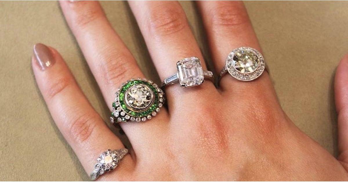 Vintage Engagement Ring Guide