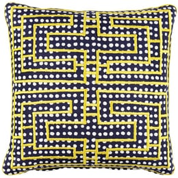 John Robshaw Textiles - Citron - Irrwadi - Pillows