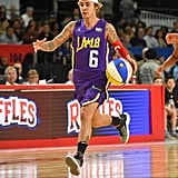 Basketball Justin