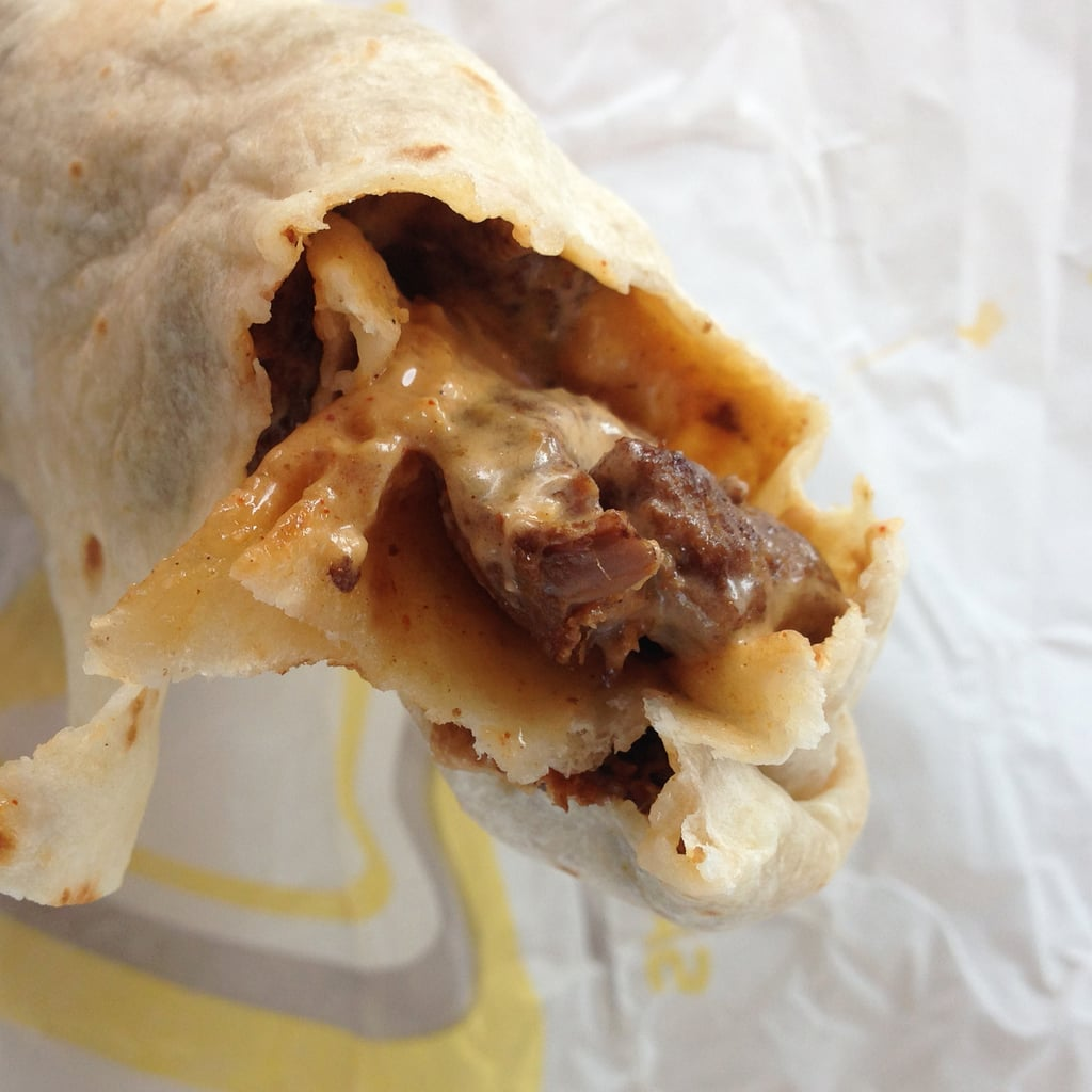 Steak and Eggs Breakfast Burrito