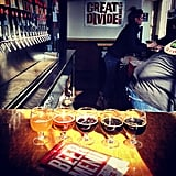 Go Beer-Tasting at Great Divide Brewery, Denver