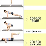 Jump Rope Workout With Bodyweight Training