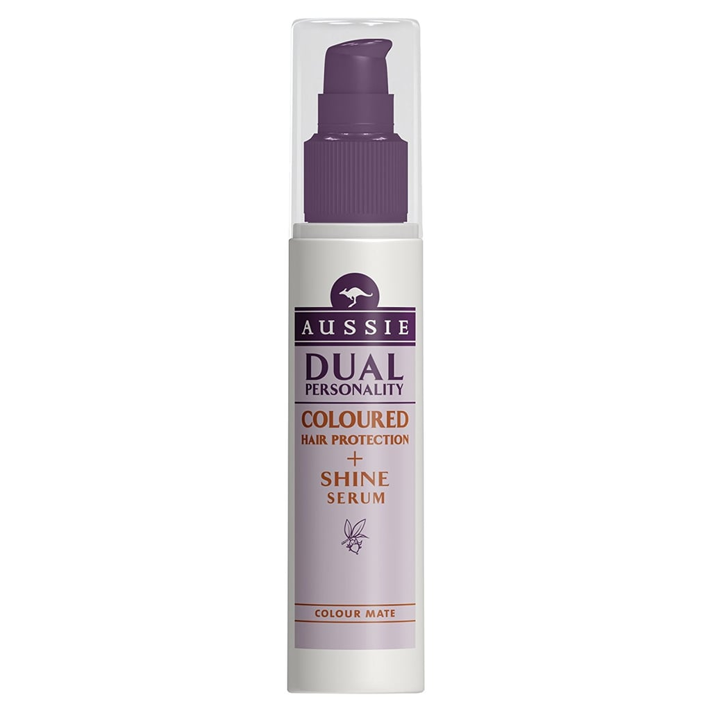 Aussie Dual Personality Shine & Coloured Hair Protection Serum ($70 for three)