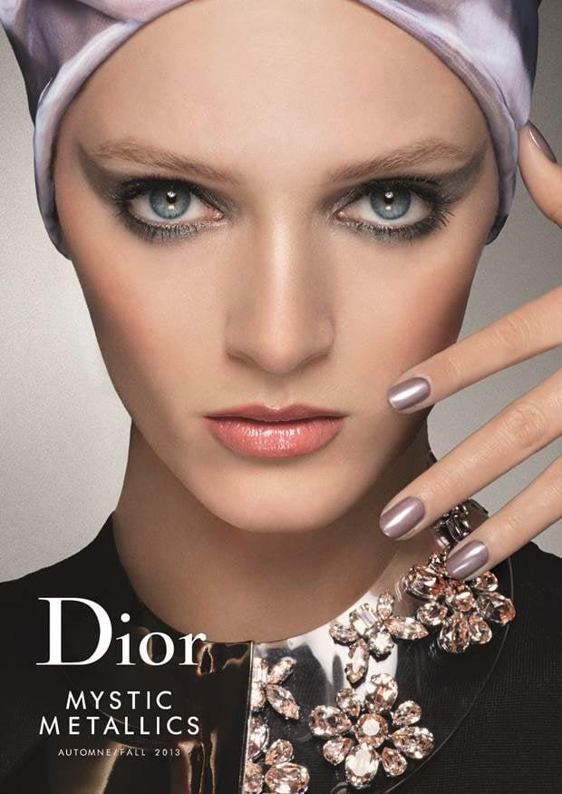 Fall is the season of metallics, which makes Dior Mystic Metallics ($24-$61) so perfect. Silky shadows, nail polishes, and lip glosses all contain glistening shades, making for a fantastic line.
