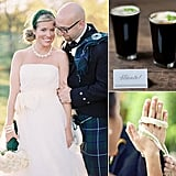 "How to Give Your Big Day the Luck O' the Irish We're all about green beer, shamrocks, and leprechauns, but there's a lot more to Irish tradition than the commercialized side of St. Patrick's Day — especially when it comes to Irish wedding traditions. You don't have to be an Irish bride-to-be to appreciate these sentimental Irish and Celtic traditions, which have inspired some of our most well-known big phrases like ""tying the knot"" and ""honeymoon."" See how you can add a little luck o' the Irish to your wedding now!"