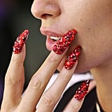 2020 Nail Art Trend: Allover Bling