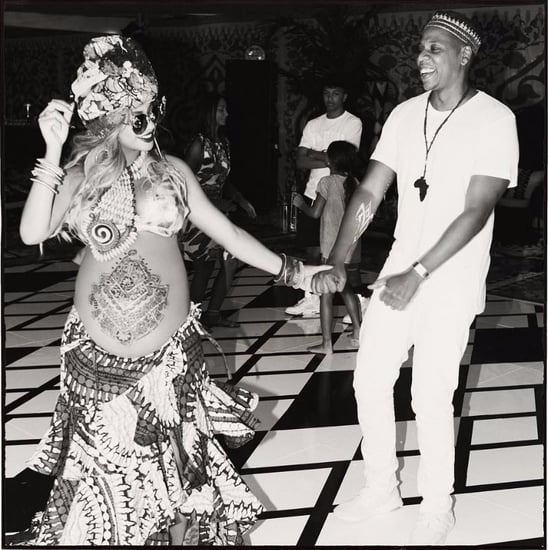 Beyonce and Jay-Z's Push Party