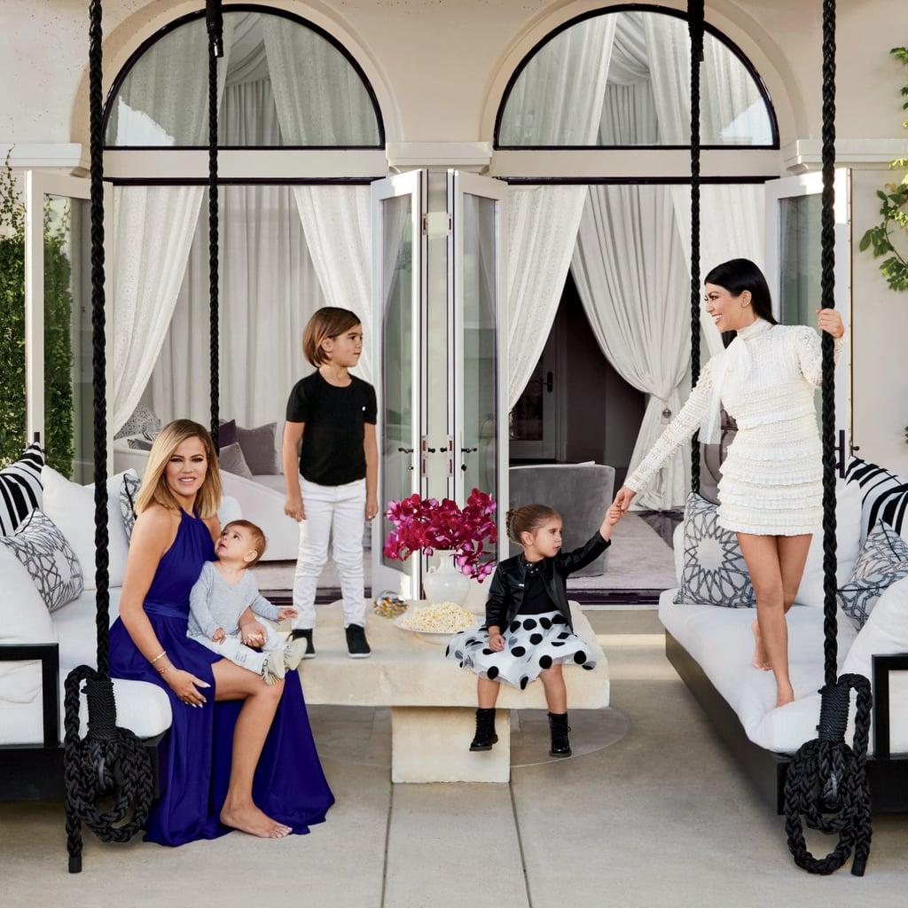 khloe kardashian house interior. Khloe Kardashian and Kourtney House Tour  POPSUGAR Home Australia
