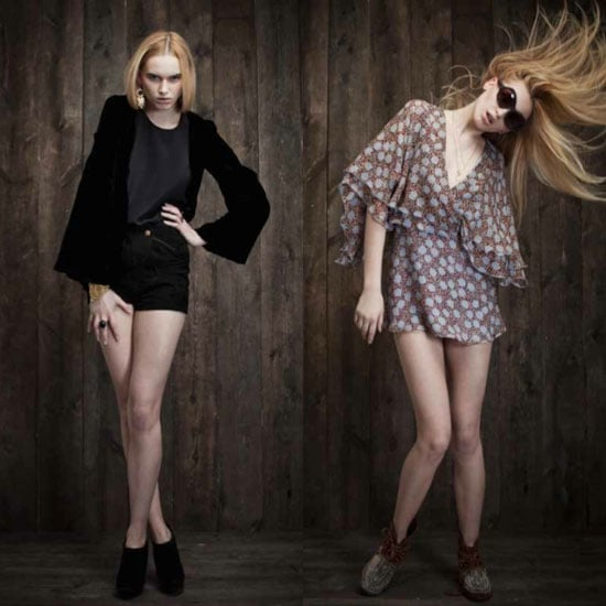 Winter Kate Fall 2011 Lookbook: See Nicole Richie's Latest 70s Inspired Collection