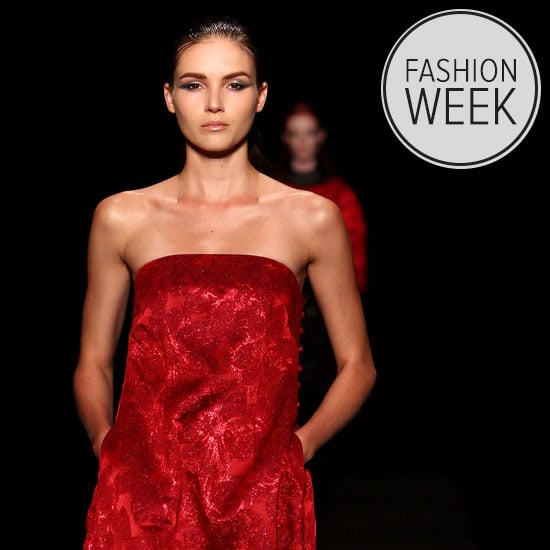 Runway Review & Pictures: Jayson Brunsdon SS 2014 MBFWA Show
