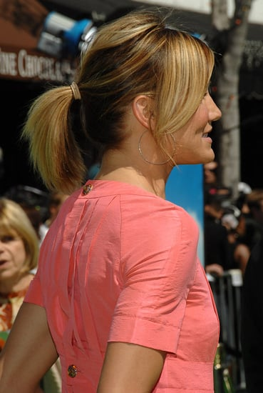 Love It or Hate It? Cameron Diaz's Two-Toned Ponytail