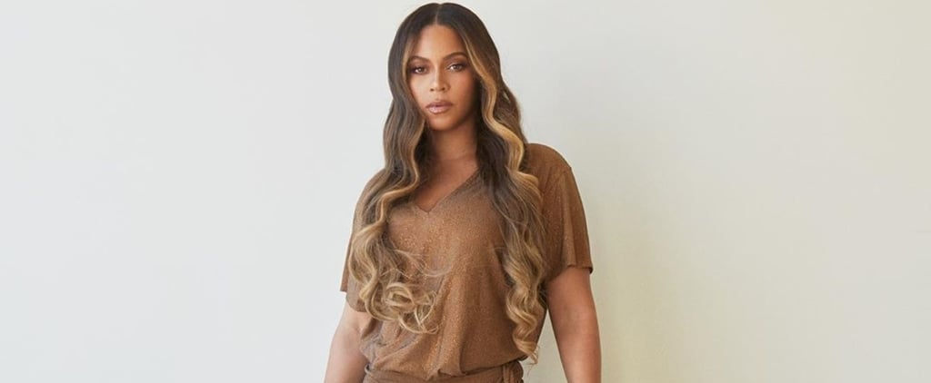 Beyoncé's Outfit at the NBA Finals 2019