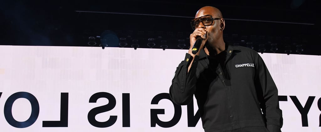 Dave Chappelle Is Facing Backlash For Latest Netflix Special