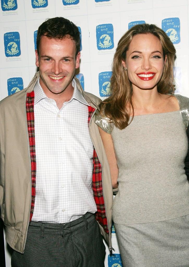 Brad Pitt dating Charlize Theron Angelina Jolie s enemy