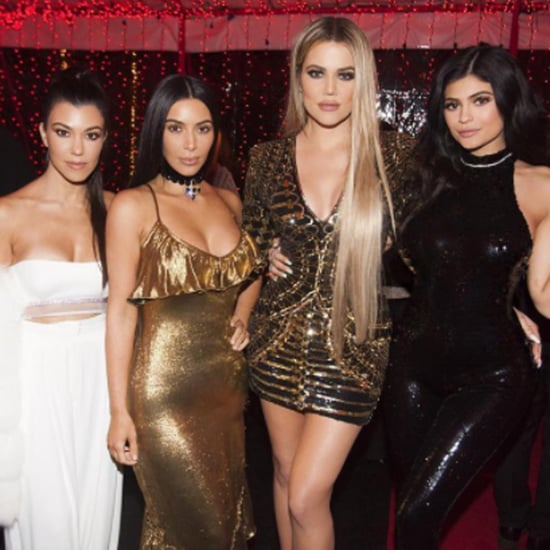 Kardashian Christmas Party 2016 Pictures