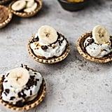 Gluten-Free Vegan Banoffee Pie Bites