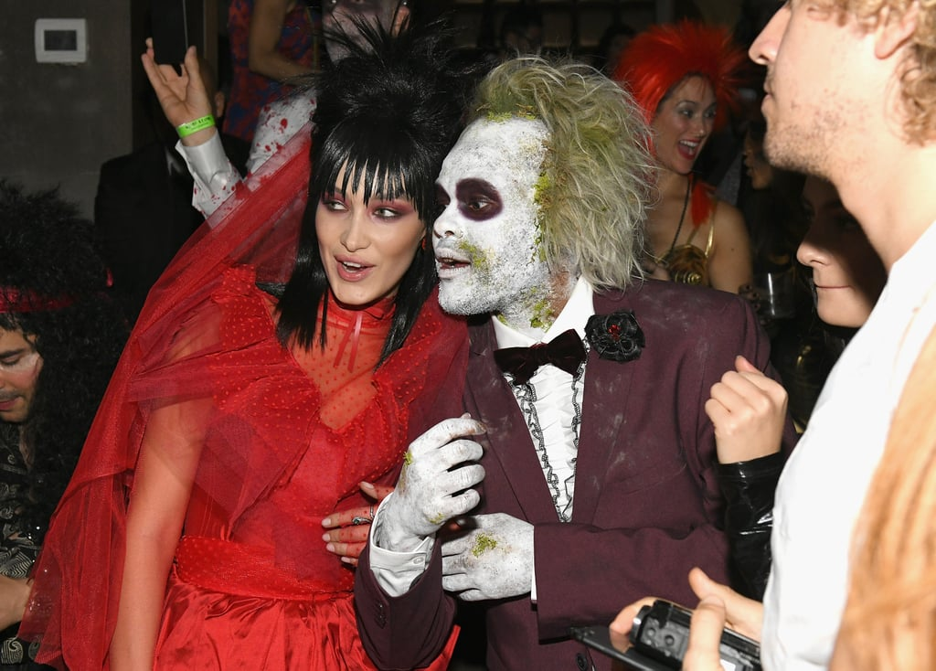The Most Iconic Celebrity Couples Costumes For Halloween Popsugar Celebrity