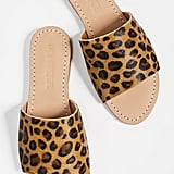 Mystique Leopard Slide Sandals