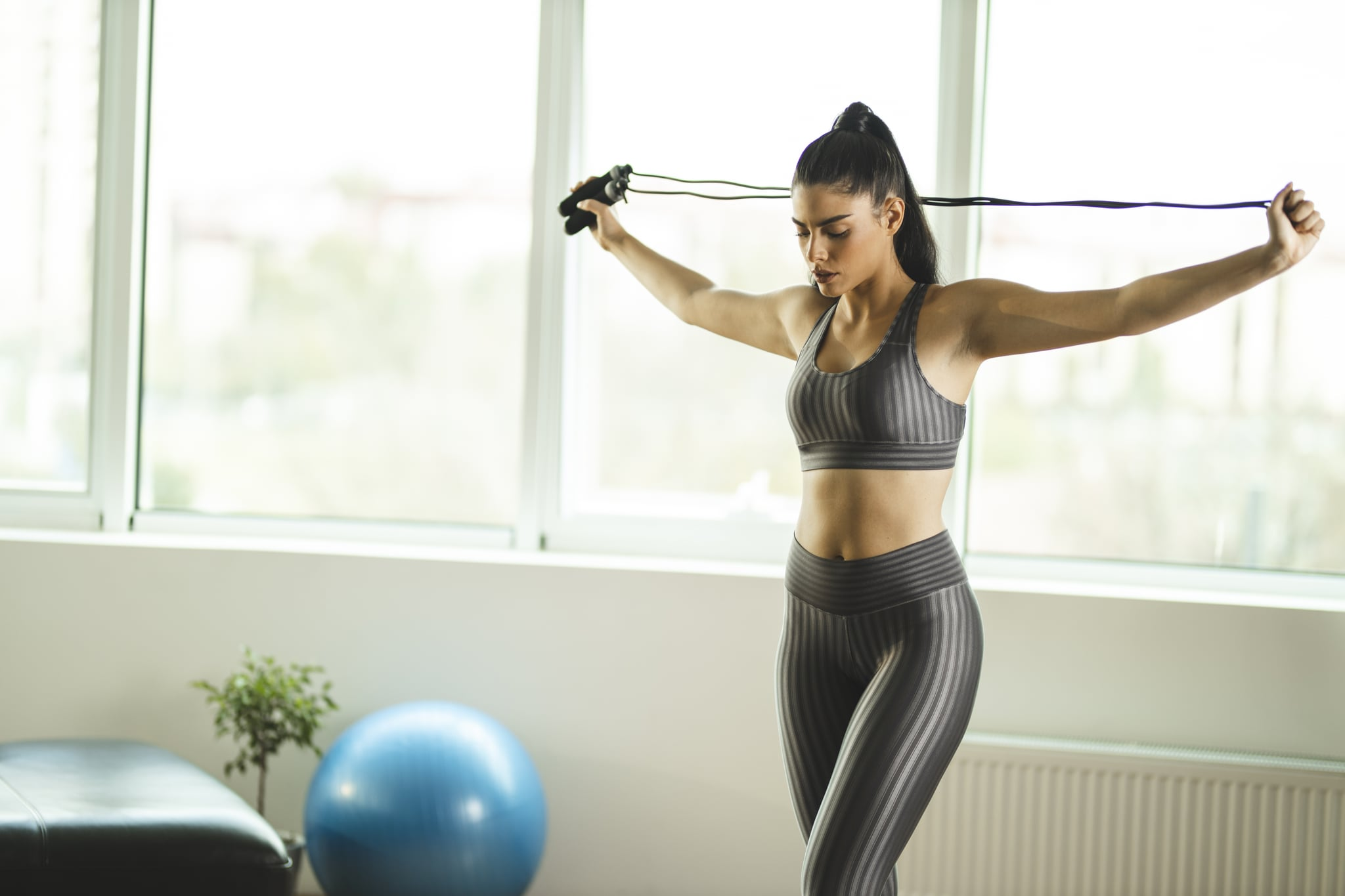 Abs After Cardio? For Better Results, a Trainer Says to Try the Other Way Around — Here's Why