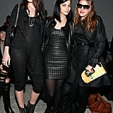 Photos of all the Celebrities in the Front Row at New York Fashion Week 2010